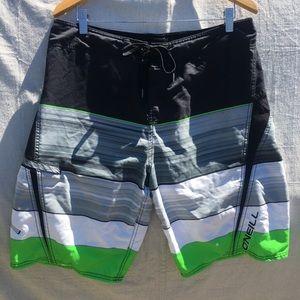 Vintage O'Neill Mens Surf Shorts